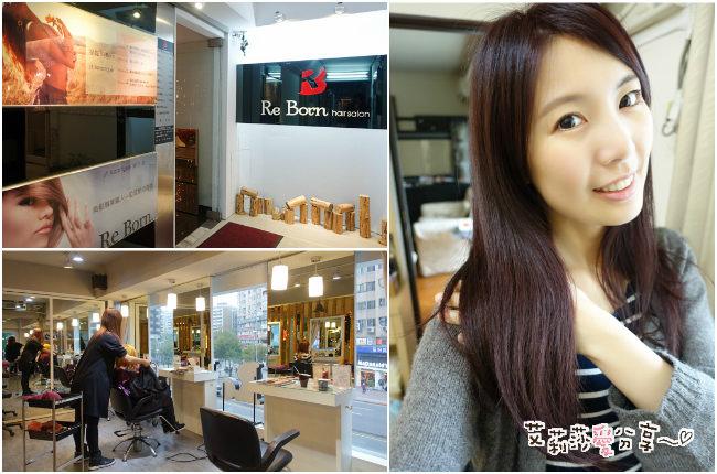 【台北東區】Re Born hair染髮.屬於冬天的暖色咖啡.東區美髮推薦