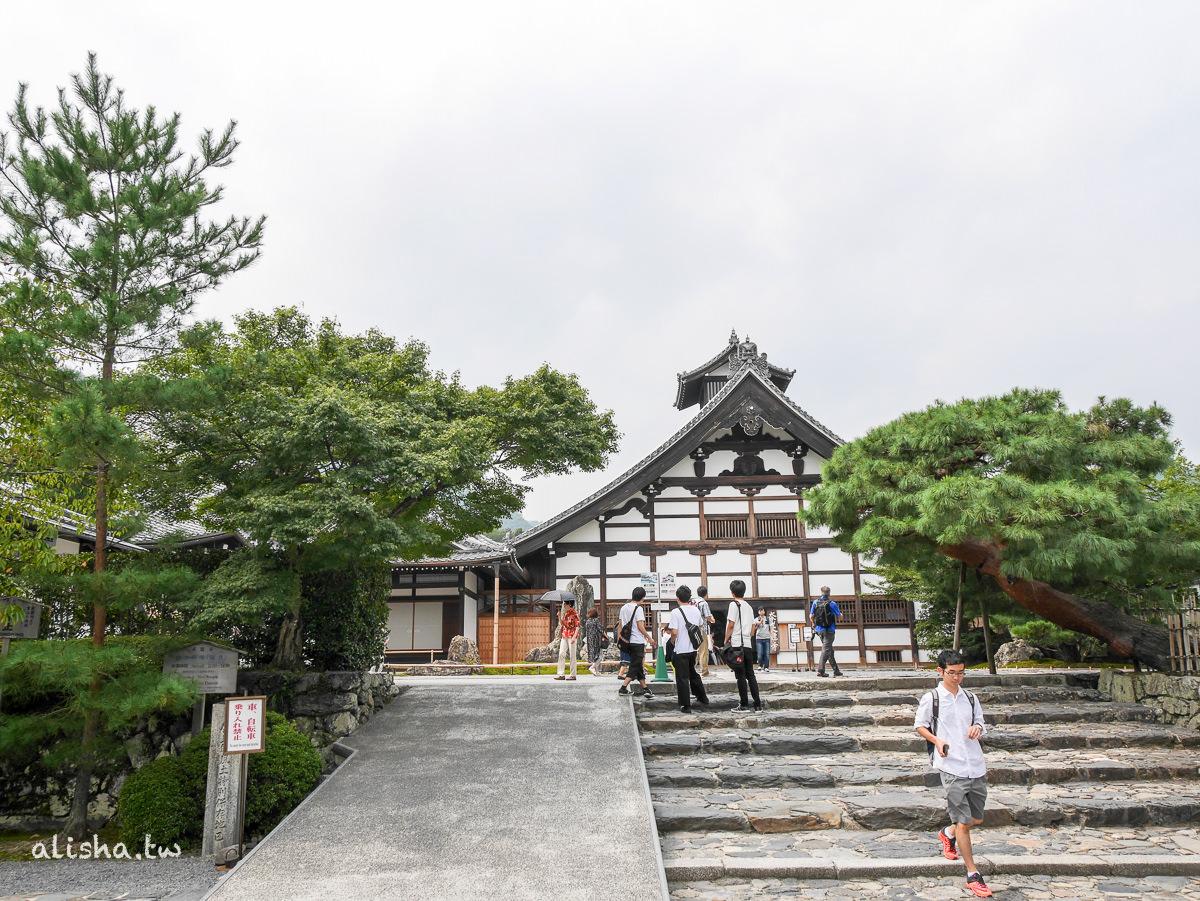 京都嵐山|天龍寺 歷史悠久的禪剎 世界文化遺產之一